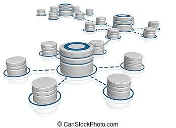 rete, database