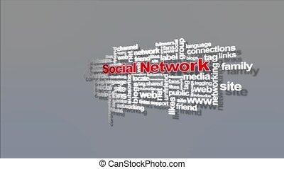 rete, sociale