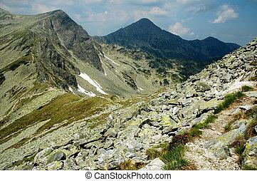 Retezat National Park Mountains