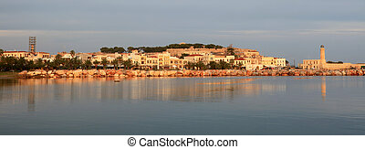 Rethymnon  at dawn