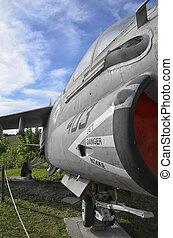 Retired LTV A-7 Corsair