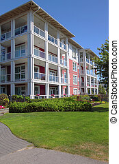 Retirement community in Richmond BC Canada. - A retirement...