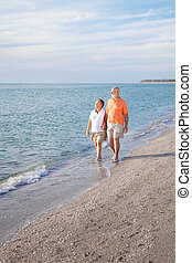 Retirement in Paradise - Financially secure retired senior...