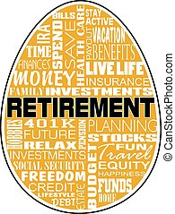 Retirement - Nest Egg Design