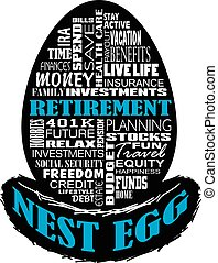 Retirement - Nest Egg