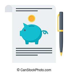 Retirement Planning Concept