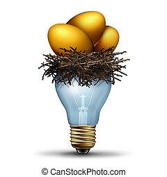 Retirement Savings Idea