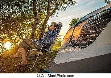 Retirement Summer Trip