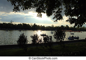 Retiro's Park Madrid 4