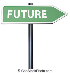 retning, fremtid