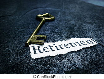 retraite, clef or
