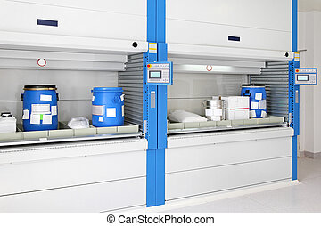 Retrieval System Warehouse