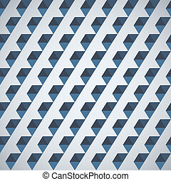 retro , πρότυπο , από , γεωμετρικός αναπτύσσομαι , μισό , εξάγωνο