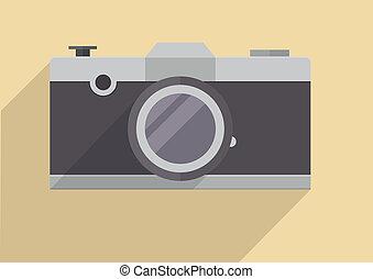 retro, 照像機