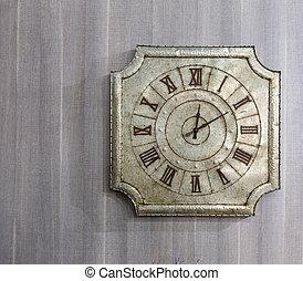 retro, 시계