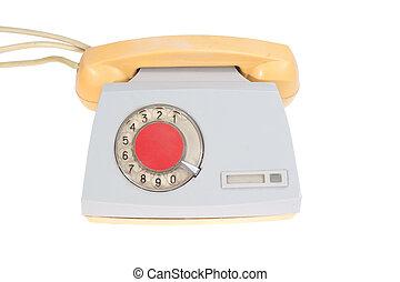 retro, 전화