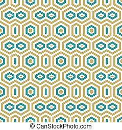 retro, 패턴