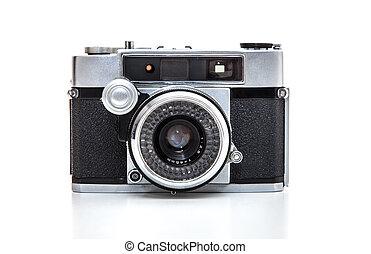 Retro 35mm camera