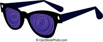 Retro 50s Style Sunglasses