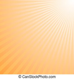 Retro abstract gradient ray pattern background