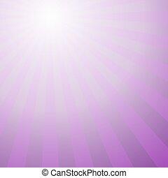 Retro abstract gradient star burst background design