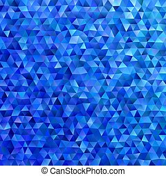 Retro abstract gradient triangle pattern background