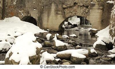 retro arch creek flow