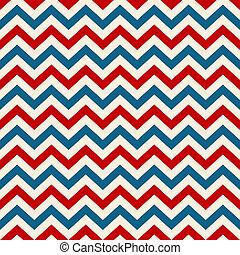 Retro background american patriotic colors. Vector...