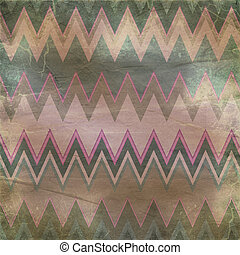 Retro background. chevron background pattern