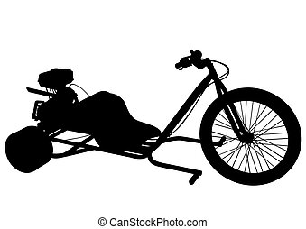 Retro bike seven