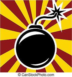 retro bomb