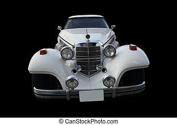 retro clasick car
