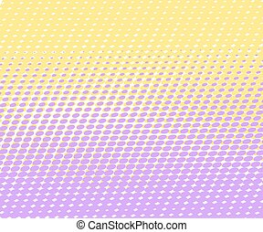 Retro comic background dot gradient halftone pop art vintage style