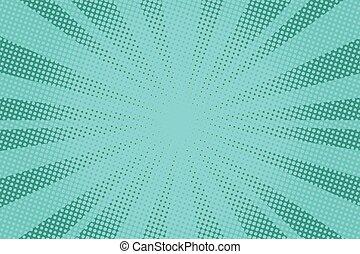 retro comic background raster gradient halftone pop art ...