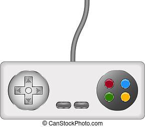 Retro controller - joystick