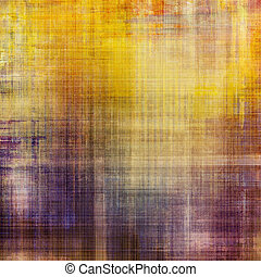 Retro design composition, grunge background or textured backdrop. With different color patterns: yellow (beige); brown; red (orange); purple (violet)
