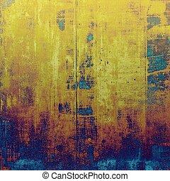 retro designa, struktur, för, din, layouts., grunge, bakgrund, med, olik, färg, patterns:, gul, (beige);, blue;, purpur, (violet);, pink;, cyan