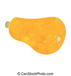 Illustrations de butternut 318 images clip art et illustrations libres de droits de butternut - Courge dessin ...