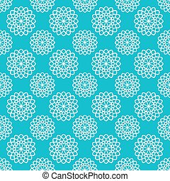 Retro different vector seamless patterns