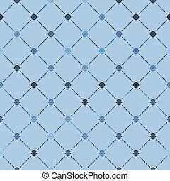 Retro dot pattern background. EPS 8