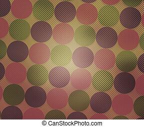 Retro Dots Texture