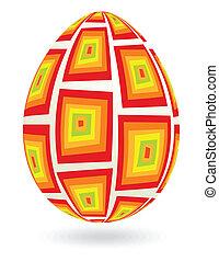 retro egg