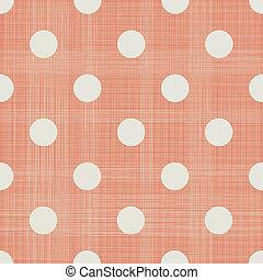 retro fabric seamless pattern