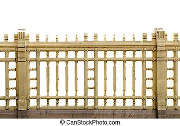 Retro Fence