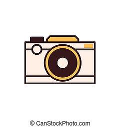 Retro Film Camera Icon