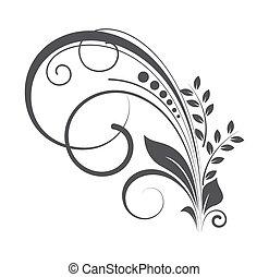 Retro Flora Design