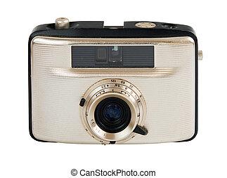 retro, fototoestel