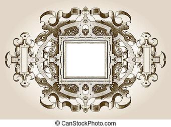Retro frame - Retro frame
