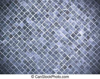 retro geometric triangles seamless pattern