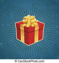 Retro Gift Box